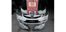 honda civic 2007 2012 çıkma tampon far panjur