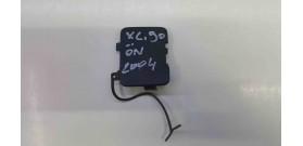 volvo xc90 2003 2006 çıkma orjinal ön tampon çeki demir kapağı